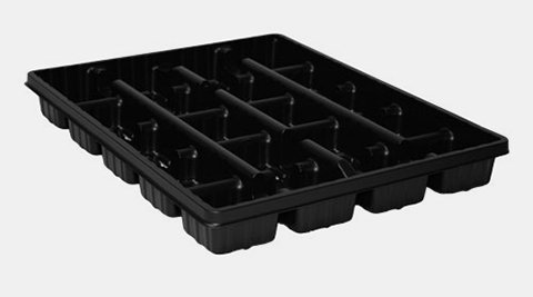 705125C SQUARE POT CARRY TRAYS