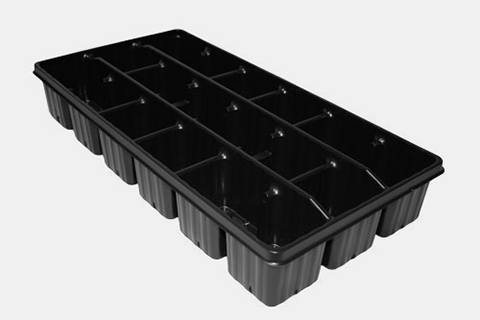 705137C SQUARE POT CARRY TRAYS
