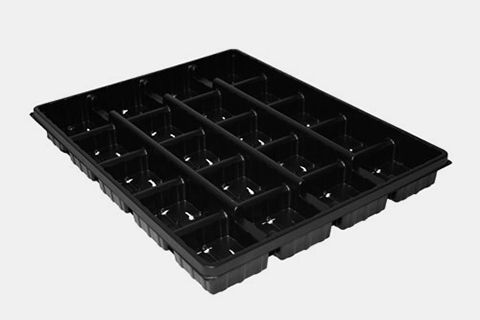 705144C SQUARE POT CARRY TRAYS