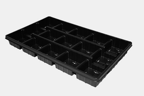 705165C SQUARE POT CARRY TRAYS