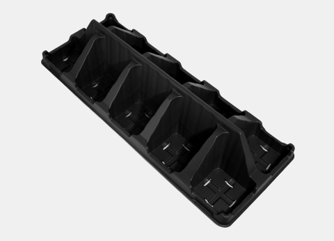 705200C SQUARE POT CARRY TRAYS0