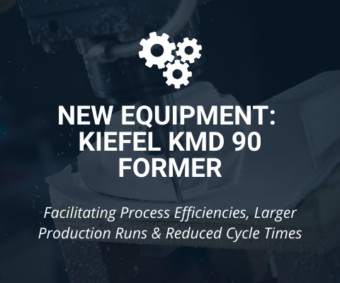 Kiefel KMD 90 Speedformer