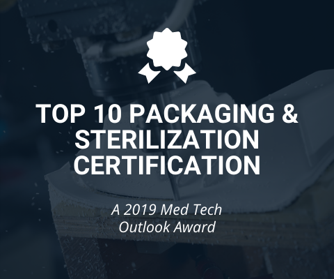 Packaging and Sterilization Certification
