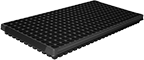 Wholesale Plastic Horticulture Plug Trays for Sale